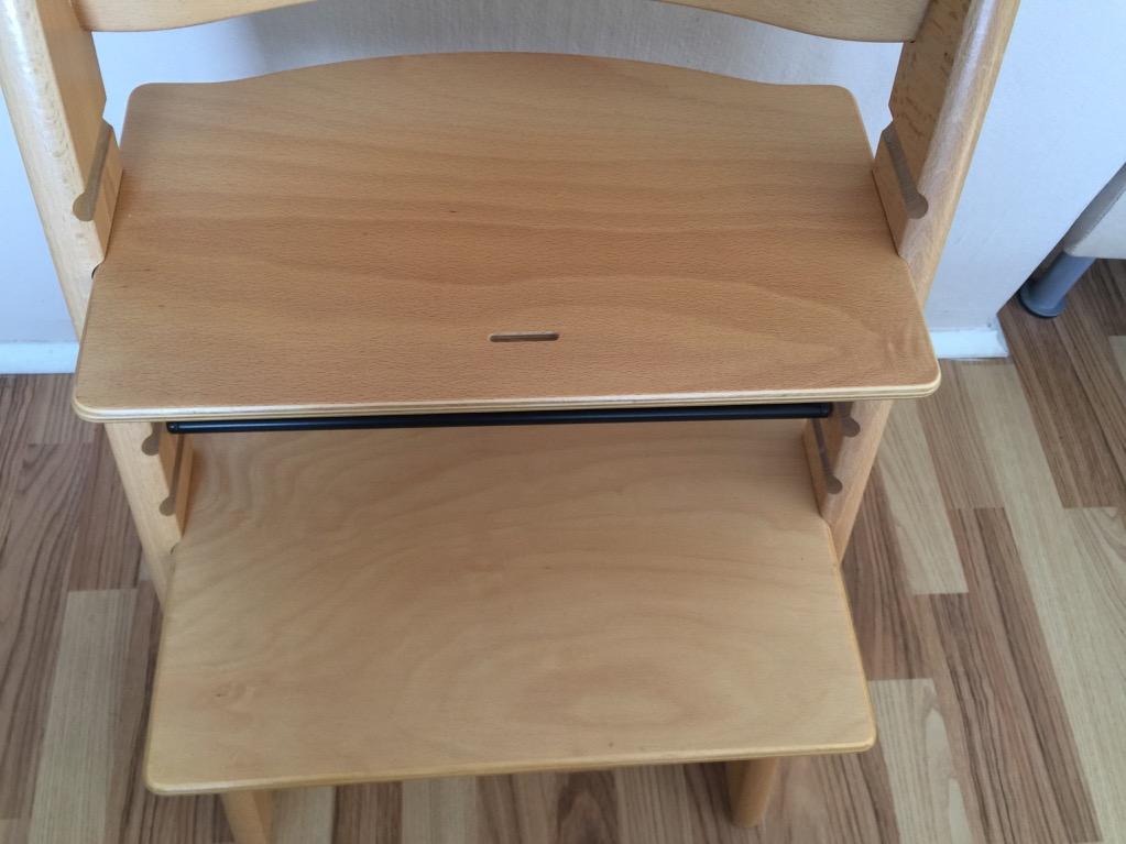 stokke tripp trapp trip trap treppenhochstuhl holz natur. Black Bedroom Furniture Sets. Home Design Ideas